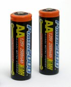 Modern high capacity NiMH rechargeable batteries