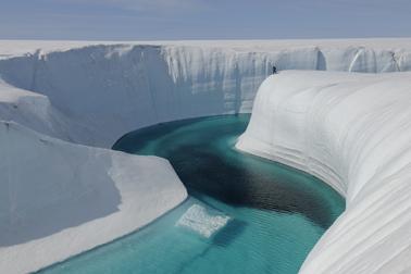 James Balog Climate Photo Project