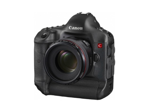 Canon new-concept EOS-series camera