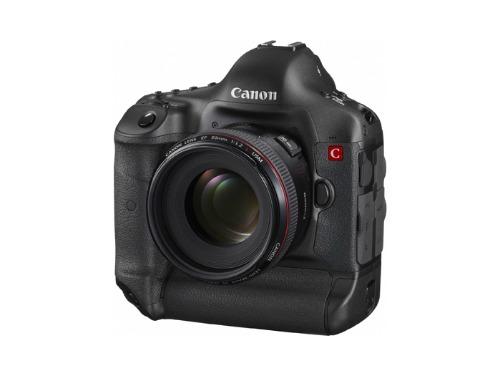 Canon new-concept EOS-series camera