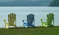 Colour Chairs