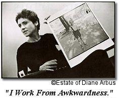 Diane Arbus (1923 - 1971)