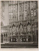 Frederick_Evans-Gloucester_Cathedral.The_Renedos