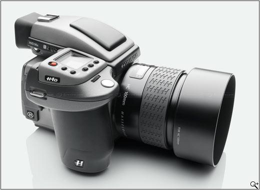 Hasselblad H4D-31 medium format camera