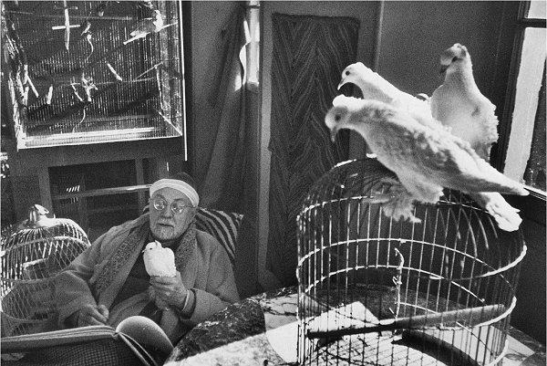 Henri_Cartier_Bresson_Henri_Matisse_1944