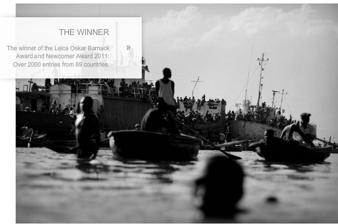 Leica Oskar Barnack Award winner