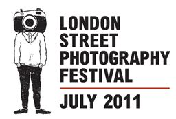 London Street Photography Festival  logo