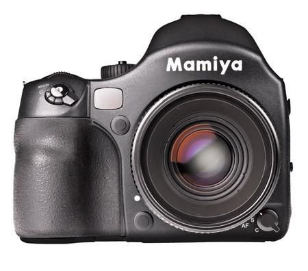 Mamiya Digital Medium Format.
