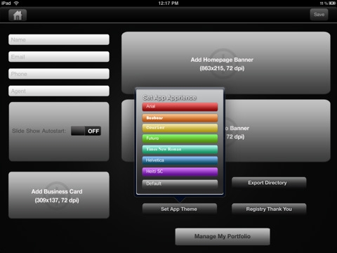MediaPad Pro for iPad