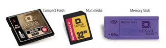 Memory-storage-types