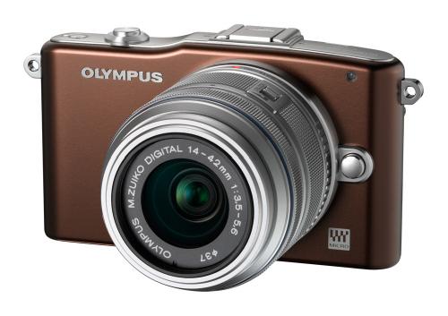 Olympus E-PM1 model