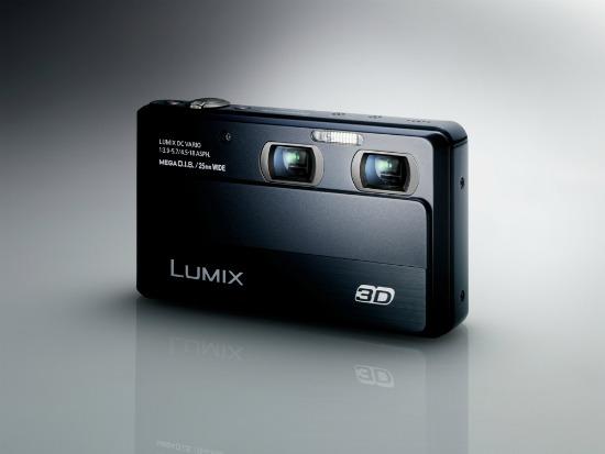 Pamasonic Lumix DMC-3d1 digital camera