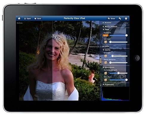 Perfectly Clear for iPad