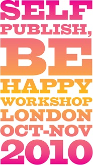 Self Publish Be Happy Workshop