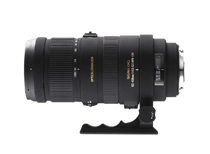 Sigma telephoto lens 120-400mm