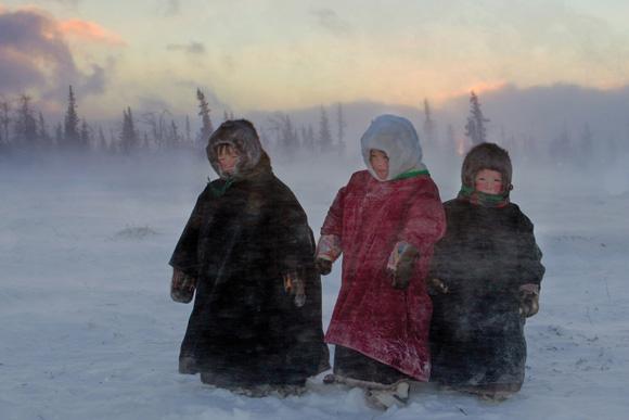 Winner of the Portfolio - Cultures & Traditions Award Sergey Anisimov, Russia