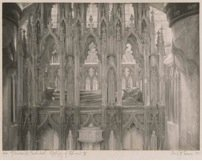 Frederick_Evans-Gloucester_Cathedral.Effigy_to_Edward_II