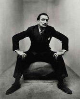 Irving_Penn_Salvador_Dali_1947