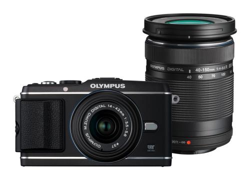 Olympus E-P3 model