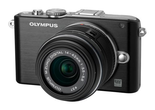 Olympus E-PL3 model