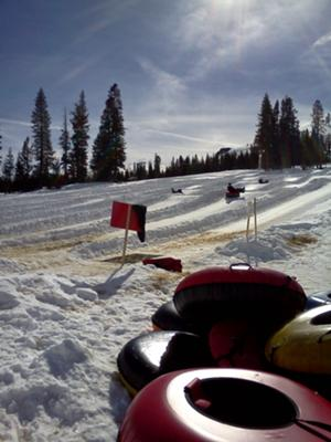 A Great Day for Tubing