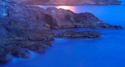 Dreamy Water in Tellaro