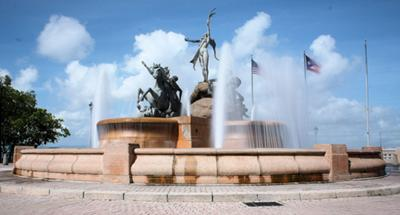 Raíces/Roots Fountain